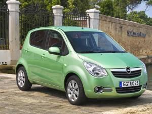Opel va construi viitorul Agila pentru o platformă complet nouă