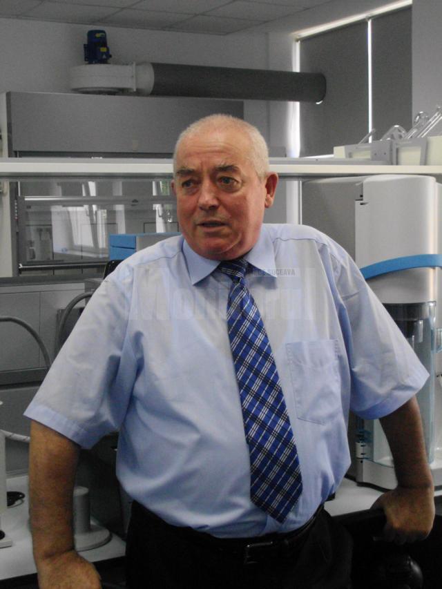 Prof. univ. dr. ing. Gheorghe Gutt: Acestea sunt materializări ale unor brevete ce ne aparţin