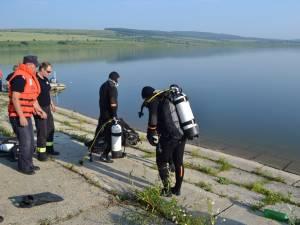 Trupul adolescentului care s-a înecat miercuri în izul Lipoveni, recuperat de scafandri
