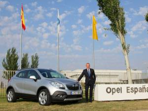 Opel Mokka va fi produs în Europa
