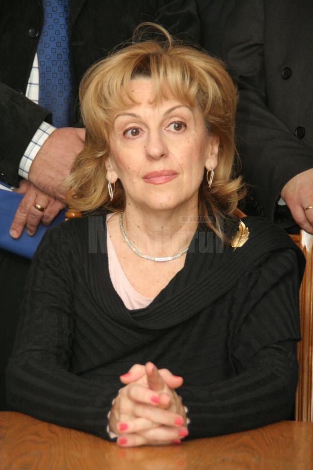 Sanda-Maria Ardeleanu a fost prezentă la semnarea acordului de colaborare dintre cele două universităţi
