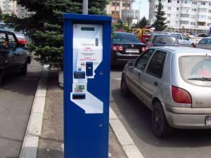 Şase aparate de taxat au fost montate în parcările din centrul Fălticeniului