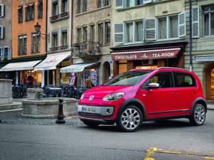 Volkswagen Cross Up!, apariție inedită pentru clasa mică
