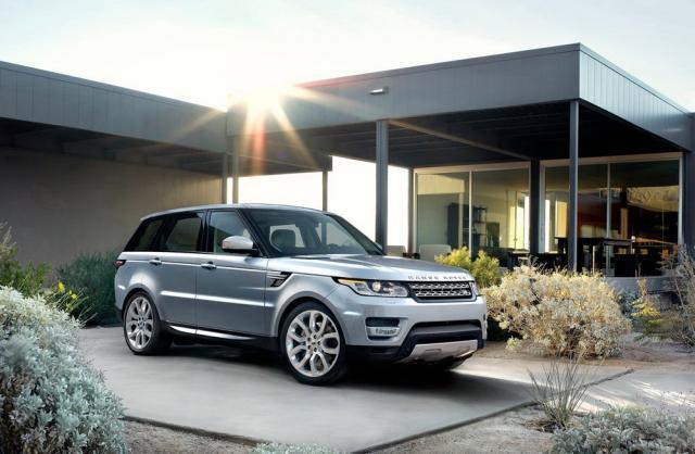 Range Rover va avea în premieră o motorizare benzină-electric