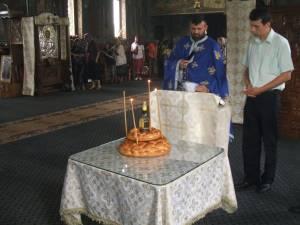 comemorare diaconului profesor Orest Bucevschi