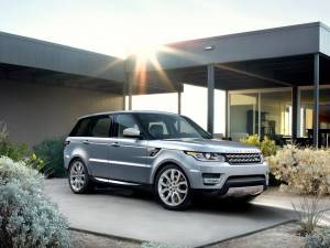 Ranger Rover Sport, noua generație, a ajuns în România