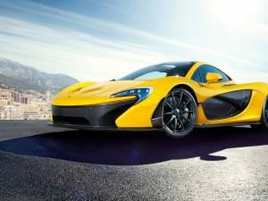 McLaren P1, noua referință în lumea bolizilor
