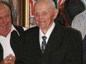 Vasile Hanuşteac, un secol de viaţă