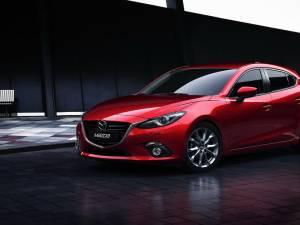 Mazda3 în jurul lumii