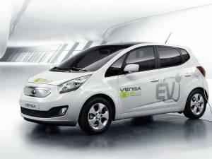 Kia Venga ar putea avea o versiune electrică