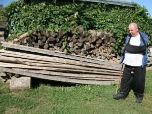 Axinte Fedorovici, bărbatul rămas infirm în urma unui grav accident din 2008