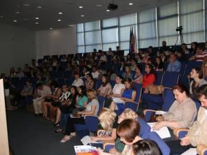 """Universitatea suceveană a găzduit gala """"Practeam"""" la nivel inter-regional"""