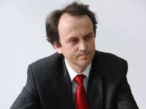 Prof. univ. dr. Mircea Diaconu, prorector responsabil de activitatea didactică şi asigurarea calităţii la USV