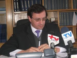 Eugen Mogoş, directorul Agenţiei de Plăţi şi Intervenţie în Agricultură (APIA) Suceava