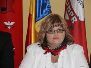Preşedinta UNPR Suceava, Cătălina Vartic