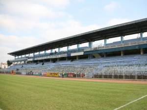 Tribuna a II-a a stadionului Areni ar putea fi închisă