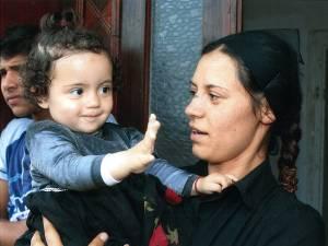 Ana Maria Petruţa are nevoie urgent de lapte praf, scutece, hăinuţe