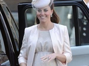 Catherine, soţia prinţului William al Marii Britanii