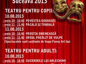 Teatru la Cetate