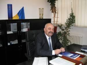 Managerul Spitalul Judeţean de Urgenţă Suceava, Vasile Rîmbu