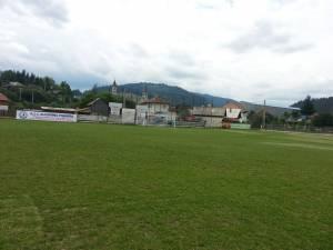 Stadionul din Pojorâta este pregătit pentru meciurile de Liga a III-a