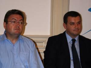 Marian Preda şi Eugen Tomac s-au întâlnit cu susţinătorii din Suceava ai Mişcării Populare