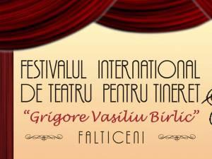 """A III-a ediţie a Festivalului Internaţional de Teatru pentru Tineret """"Grigore Vasiliu Birlic"""""""