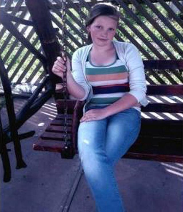 Alexandra Elena Berejanschi, fată de 14 ani violată şi apoi ucisă de verişorul ei drept