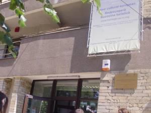 Centrul Bucovinean de informare şi comunicare, inaugurat pe strada Universităţii