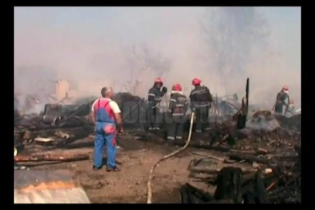 270 de incendii la locuinţe înregistrate de la începutul acestui an şi până în prezent