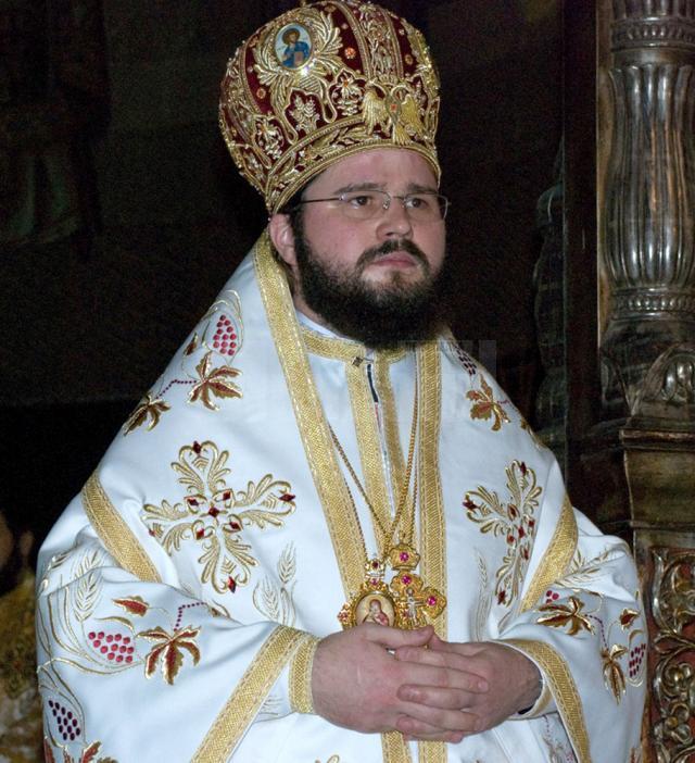 PS Macarie, episcop al Europei de Nord