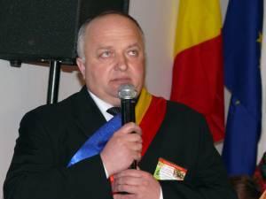 Primarul comunei Ciocăneşti, Radu Ciocan