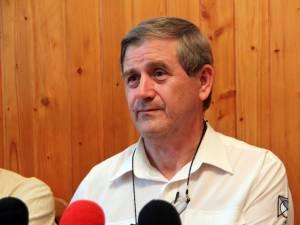 Viorel Varvaroi, managerul Centrului Cultural Bucovina