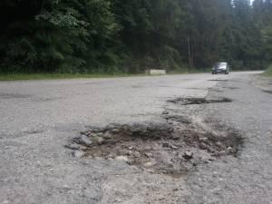 Lucrările de modernizare pe drumul naţional 18 Iacobeni-Cârlibaba vor începe în cursul anului viitor