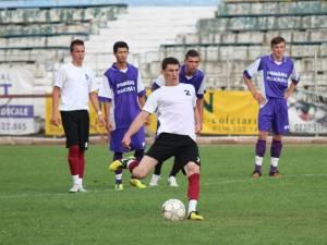 Unicul gol al întâlnirii a fost marcat de Daniel Bălan