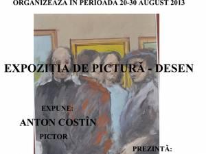 Expoziţie de pictură & desen