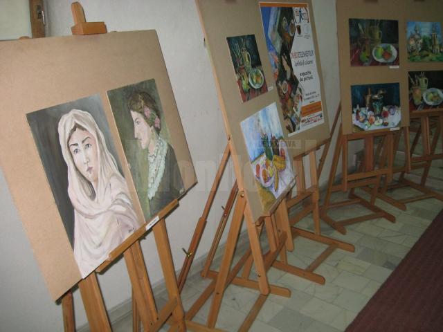 Ateliere de pictură