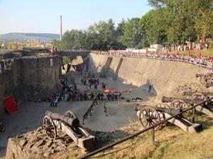 """Festivalul de Artă Medievală """"Ştefan cel Mare"""" cel mai mare eveniment de gen din ţară"""