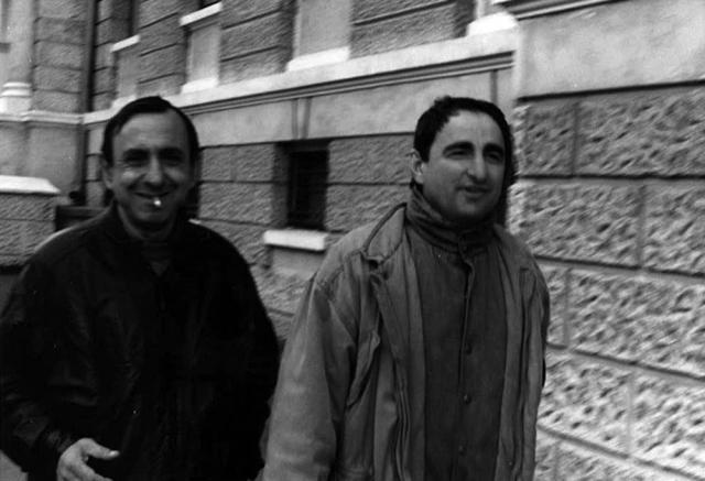 Nae Lăzărescu şi Vasile Muraru, la Suceava
