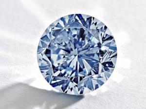 Un diamant albastru foarte rar, estimat la 20 de milioane de dolari, scos la licitaţie la Hong Kong