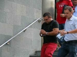 Suspectul, scos din clădirea Parchetelor