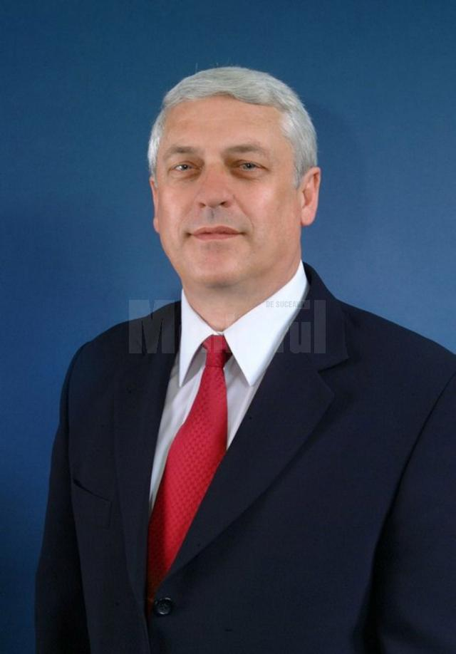 Inspectorul general Gheorghe Lazăr