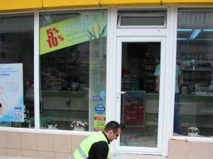 farmacia unde a avut loc sechestrarea