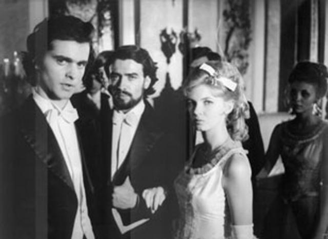 Secvenţă din filmul Ciprian Porumbescu