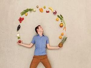 Alimentaţia sănătoasă creşte şansele bărbaţilor de a fi fertili
