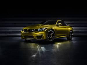 BMW M4 Coupe și noul i3 debutează la Frankfurt 2013