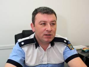 """Petrică Jucan : """"Vom continua într-un ritm intens controalele cu radare şi în această săptămână"""""""
