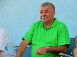 Marin Barbu, la ora debutului pe banca celor de la Rapid CFR Suceava