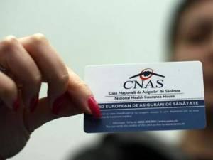 În primele şapte luni ale lui 2013, CAS Suceava a eliberat 4.112 carduri europene