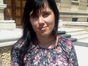 Preşedinta organizaţiei judeţene a femeilor democrat-liberale, Cătălina Culipei